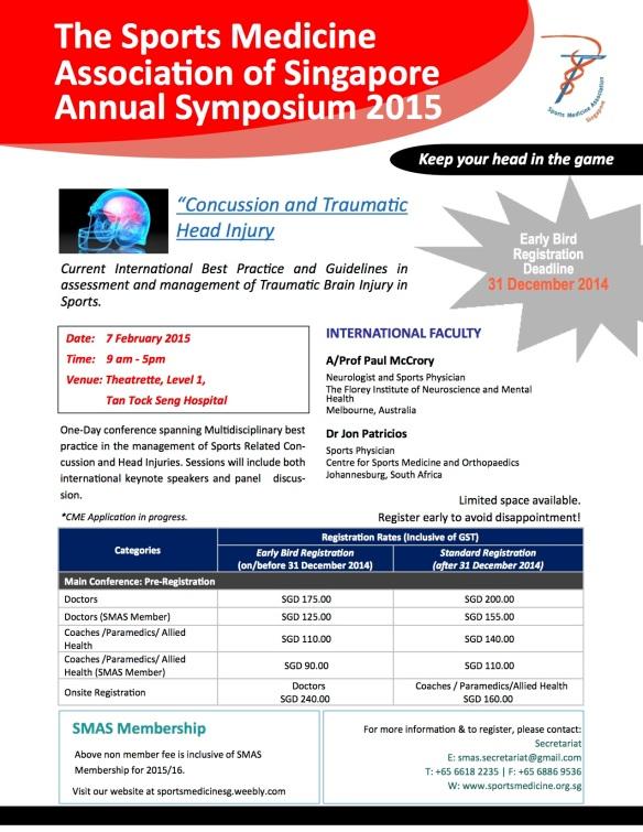 SMAS Annual Symposium 2015 pic